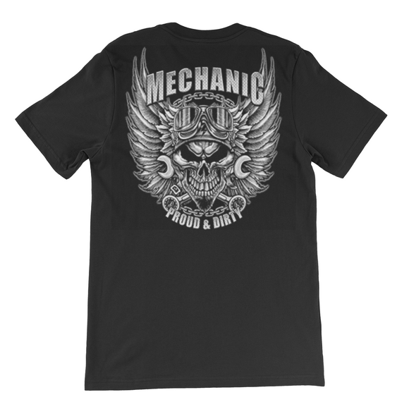 Men's Mechanic Proud and Dirty T shirt