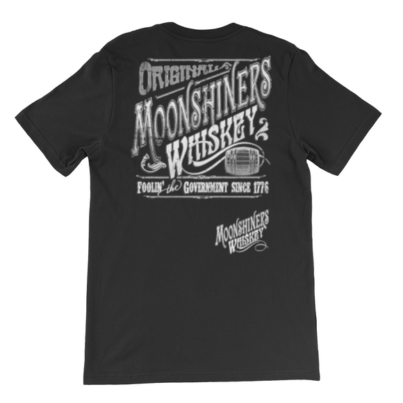 Men's Original Moonshiners Whiskey T shirt