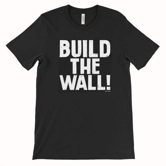Build The Wall short sleeve T shirt