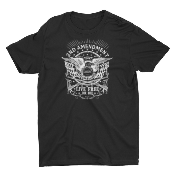 Men's Second Amendment T shirt