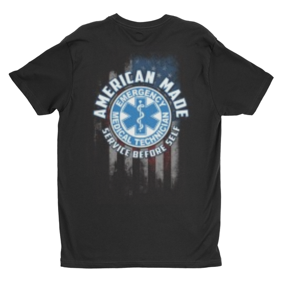 Unisex EMS American Made T shirt