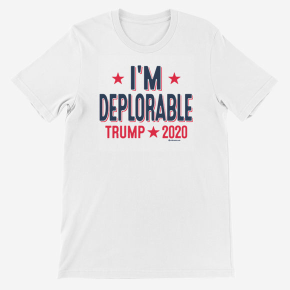 Im Deplorable Unisex T shirt
