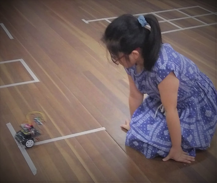 Why should your kid attend robotics competitions?