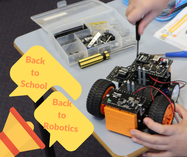 This Aussie Educational service provider gives their students real robots for free
