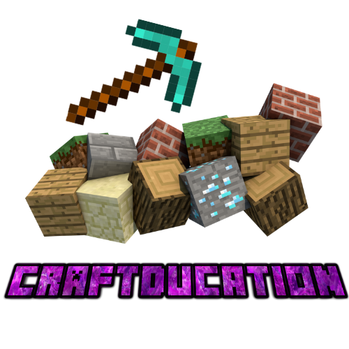 CRAFTducation - YouTube channel where Kids teach Kids Minecraft