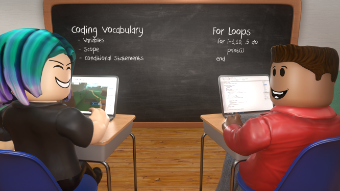 Roblox Coding Classes - Official Roblox Education Provider
