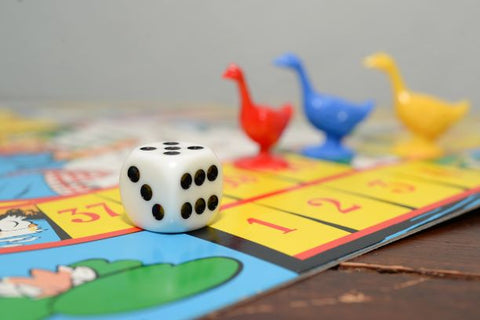 Kids learn to create their own board games on school holidays