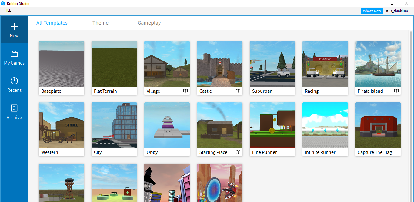 Roblox online coding classes official provided
