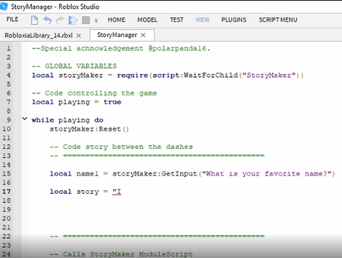 Roblox Studio is a perfect tool for teachers to teach and kids to learn coding