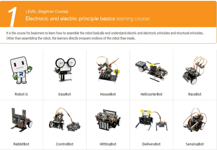 Educational Robot - Advanced Robotics Kit - Age 8+