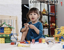 Load image into Gallery viewer, Coding Robotics Kit for children Step 1 to Learn robot programming and building