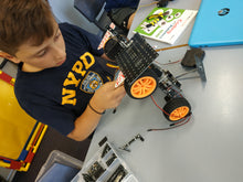 Load image into Gallery viewer, Stage 5 - Term 2 (Tuesdays) - Online Robotics Classes for Kids - Y3-Y8 – Online Robotics Club