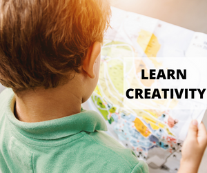 Learn Creativity for Kids