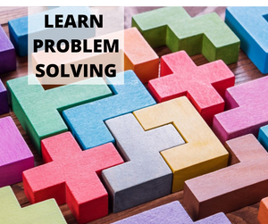 Kids Learn Problem Solving