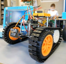 Load image into Gallery viewer, Stage 4 - Term 2 (Tuesdays) - Online Robotics Classes for Kids - Y3-Y8 – Online Robotics Club