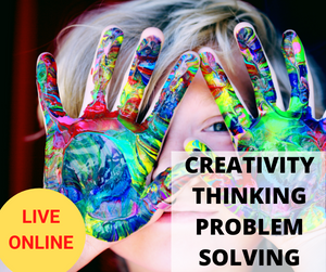 Online TRIZ Creativity, Problem Solving, Innovative Thinking for Kids Classes