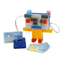 Load image into Gallery viewer, Patented programming environment to teach kids coding robots