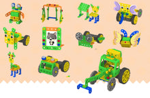 Load image into Gallery viewer, Coding Robotics Kit for Kids Step 1 to Learn robot programming and building
