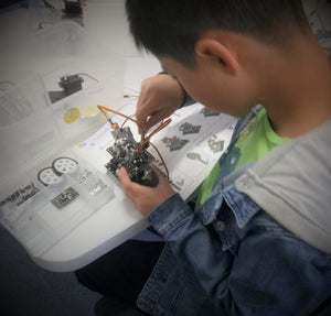 16 Jan 2020 - Soccer Robot Camp - Age Y3-Y8 - Concord West- School Holidays