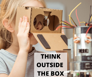 Kids Think Outside of the Box