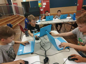 In Campus Roblox Coding - Term 2 - Coding Class for Kids - School Grades Y3-Y7