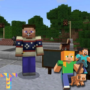 Minecraft coding camp to learn programming in Minecraft environment on school holidays