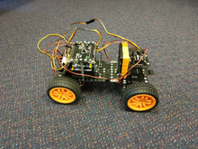 Load image into Gallery viewer, thinklum students love building robots