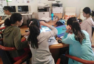 students love coding apps