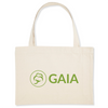 Sac shopping coton bio vegan Gaia
