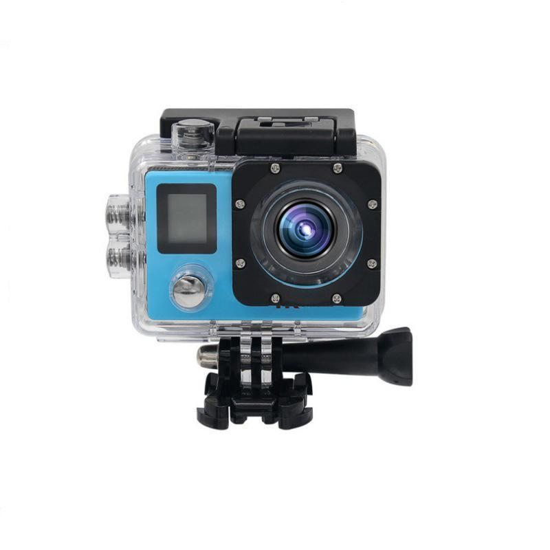 Waterproof miniature sports digital camera