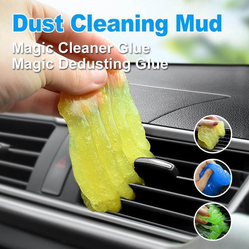 Dust Cleaning Gel, 2 Pack