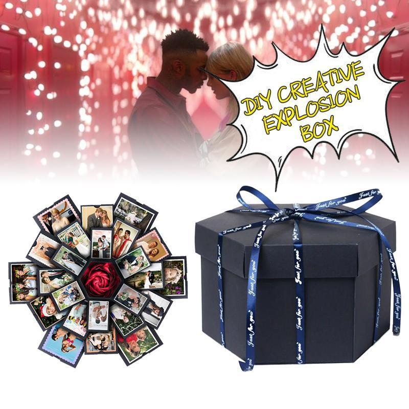 DIY Creative Explosion Box