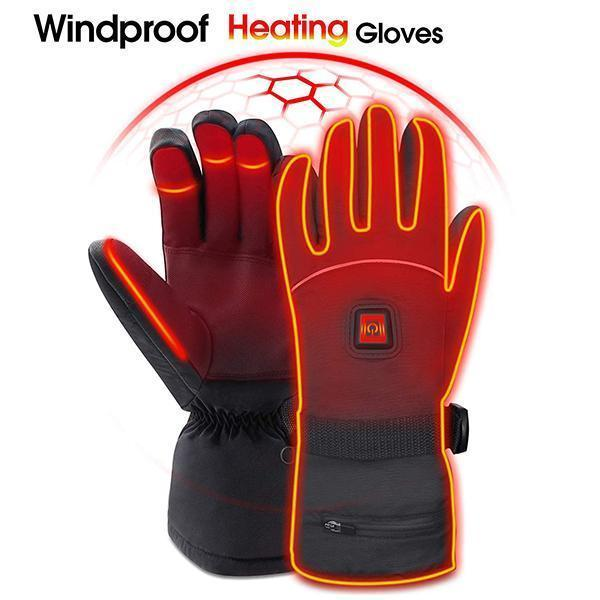 New upgrade Electric Heated Gloves (Best Gift This Winter)