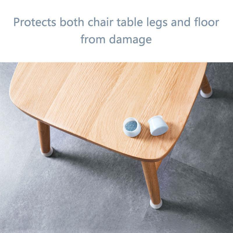 Furniture Silicon Protection Cover, 4cps/set