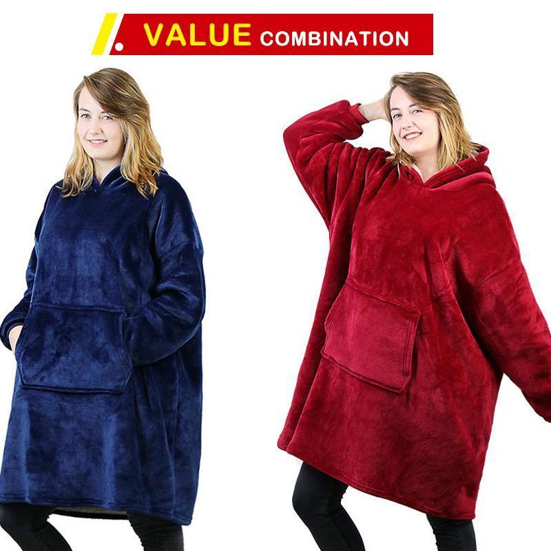 Warmsun™ Warm Comfy Blanket Sweatshirt