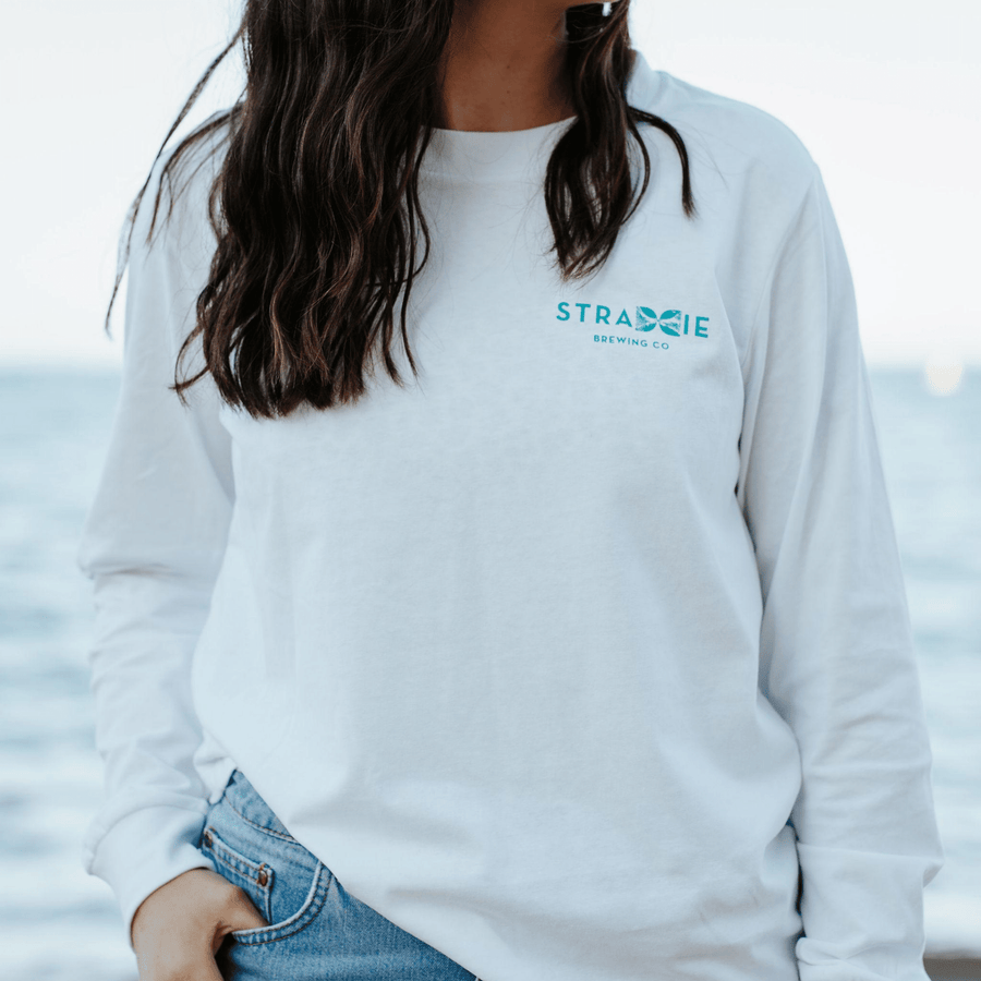 Women's Straddie Brewing Co Long Sleeve Tee