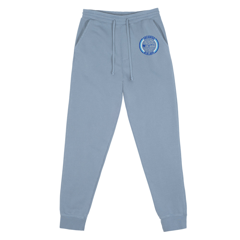 Creighton '90s Pigment Dyed Jogger