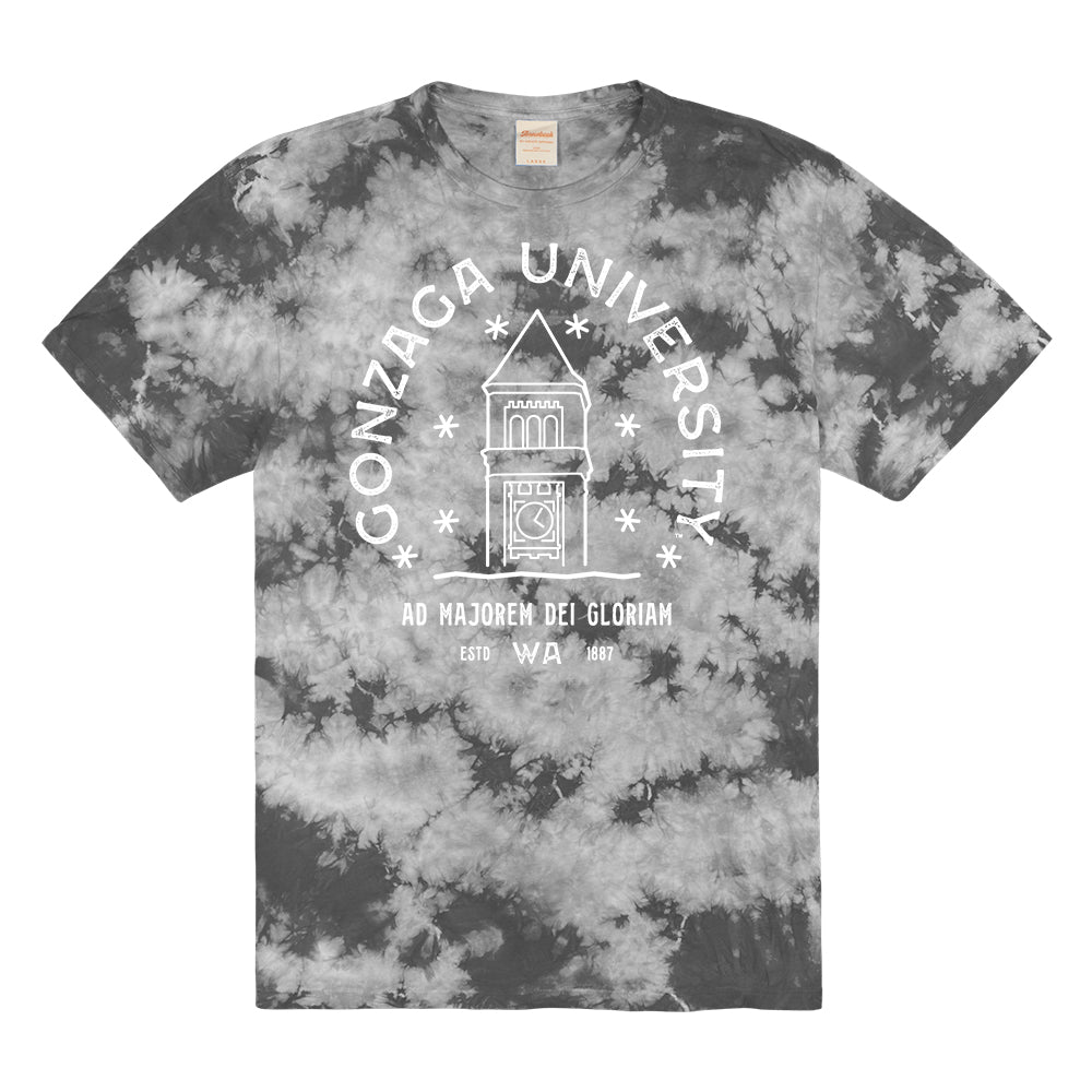 Load image into Gallery viewer, Gonzaga Tie Dye Tee