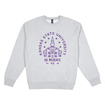 Kansas State Typography Heavyweight Crewneck