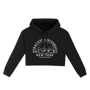 Load image into Gallery viewer, Syracuse Voyager Cropped Hoodie