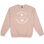 UWM Typography Heavyweight Crewneck