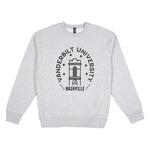 Vanderbilt Typography Heavyweight Crewneck