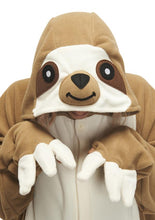 Load image into Gallery viewer, Sloth Animal Kigurumi Onesies