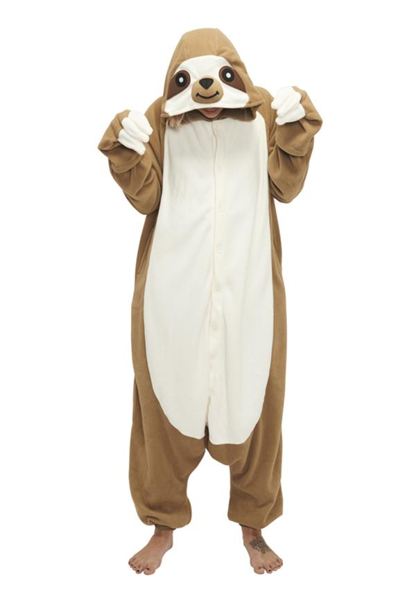 Sloth Animal Kigurumi Onesies