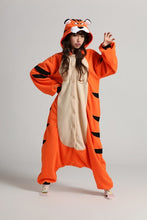 Load image into Gallery viewer, Bengal tiger Animal Kigurumi Onesies
