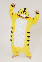 Load image into Gallery viewer, Tiger Animal Kigurumi Onesies