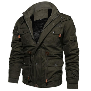 OUTWEAR TACTICAL COTTON JACKET