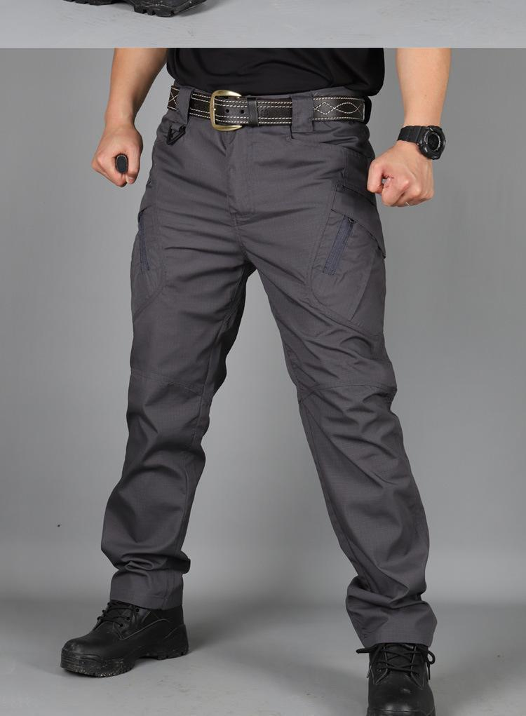 🌲🎁 NEW YEAR SALE 🎁🌲Tactical Waterproof Ix9 Pants