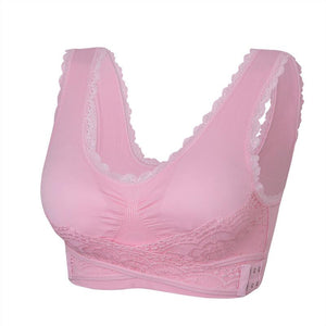 【Buy 3 GET 1 FREE】Lace Breathable Liftup Air Bra