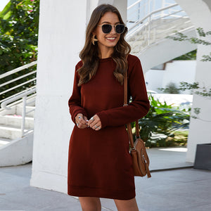 Pocket Casual Dress
